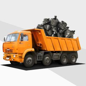 Вывезли более 81 тысячи кубических метров мусора за неделю