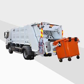 Заключить договор на вывоз мусора